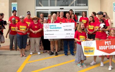 Petco Foundation Invests In Lifesaving Work of Operation Pets Alive!